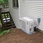 outdoor mini-split condenser