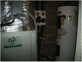 Geothermal Unit, Pump and Water Heater