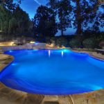 Geothermal Heated Pool