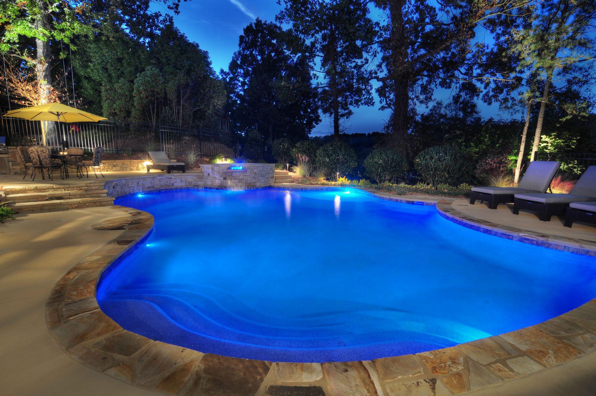 Geothermal Heated Pool